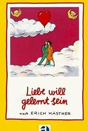 Liebe will gelernt sein Poster