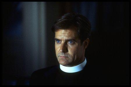 Henry Czerny stars as Father Ray McBride