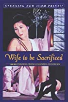 Image of Wife to Be Sacrificed