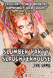 Slumber Party Slaughterhouse: The Game Poster
