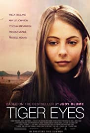 Tiger Eyes (2012) Poster - Movie Forum, Cast, Reviews