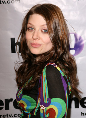 Amber Benson at an event for Race You to the Bottom (2005)