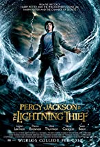Primary image for Percy Jackson & the Olympians: The Lightning Thief