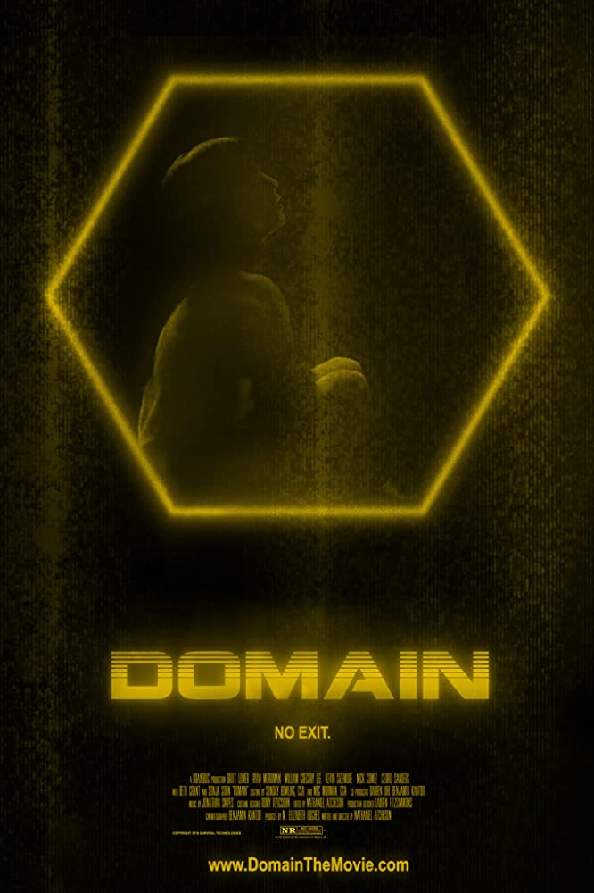 Domain (2017) Poster