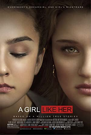 Poster A Girl Like Her
