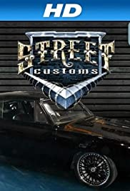 Street Customs Poster