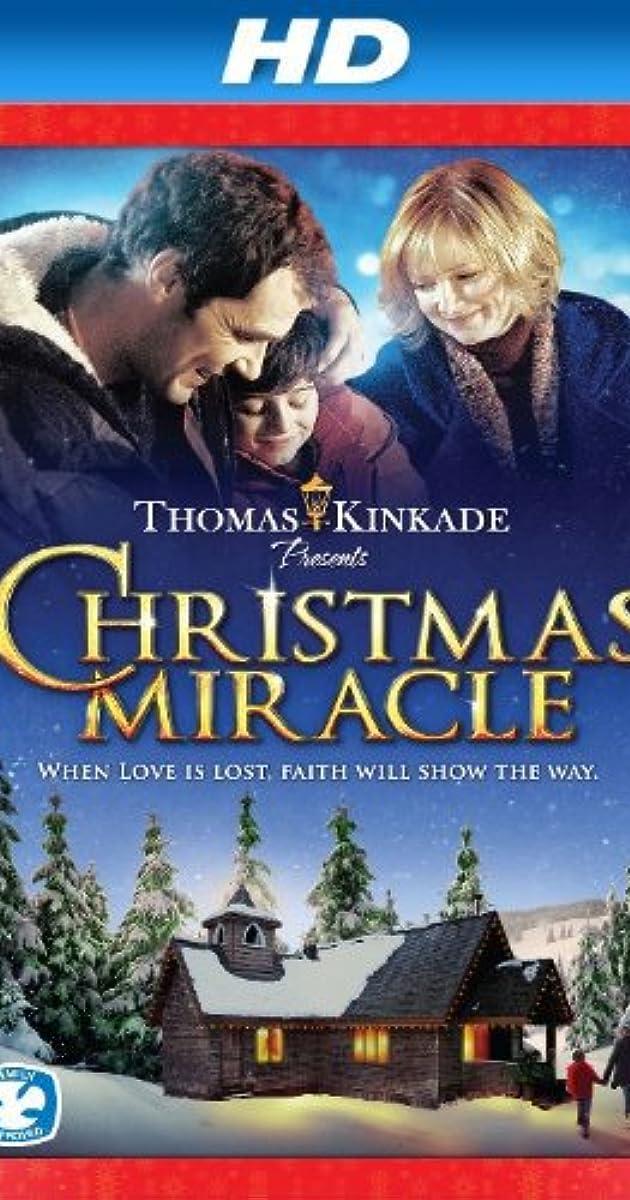Christmas Miracle (2012) - IMDb