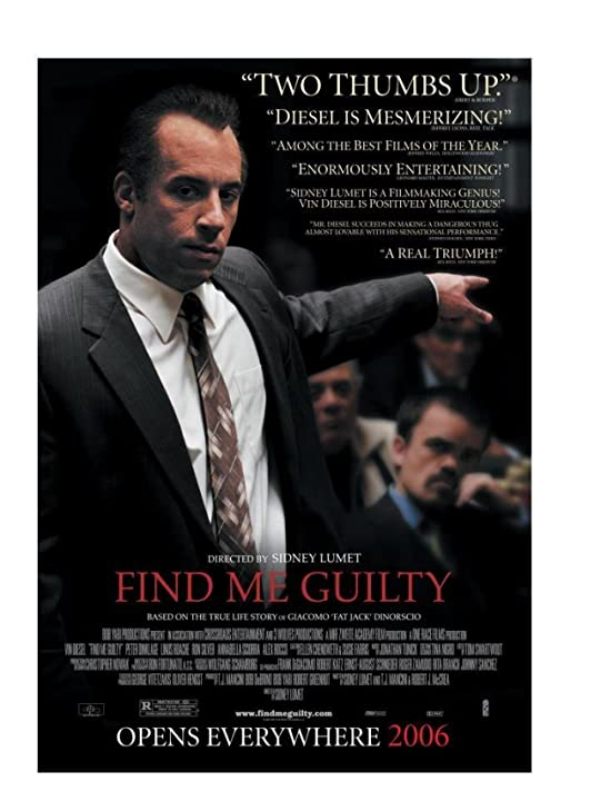 Find Me Guilty (2006)