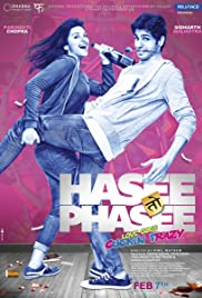 Hasee Toh Phasee (2014) Poster - Movie Forum, Cast, Reviews