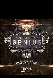 American Genius Poster - TV Show Forum, Cast, Reviews