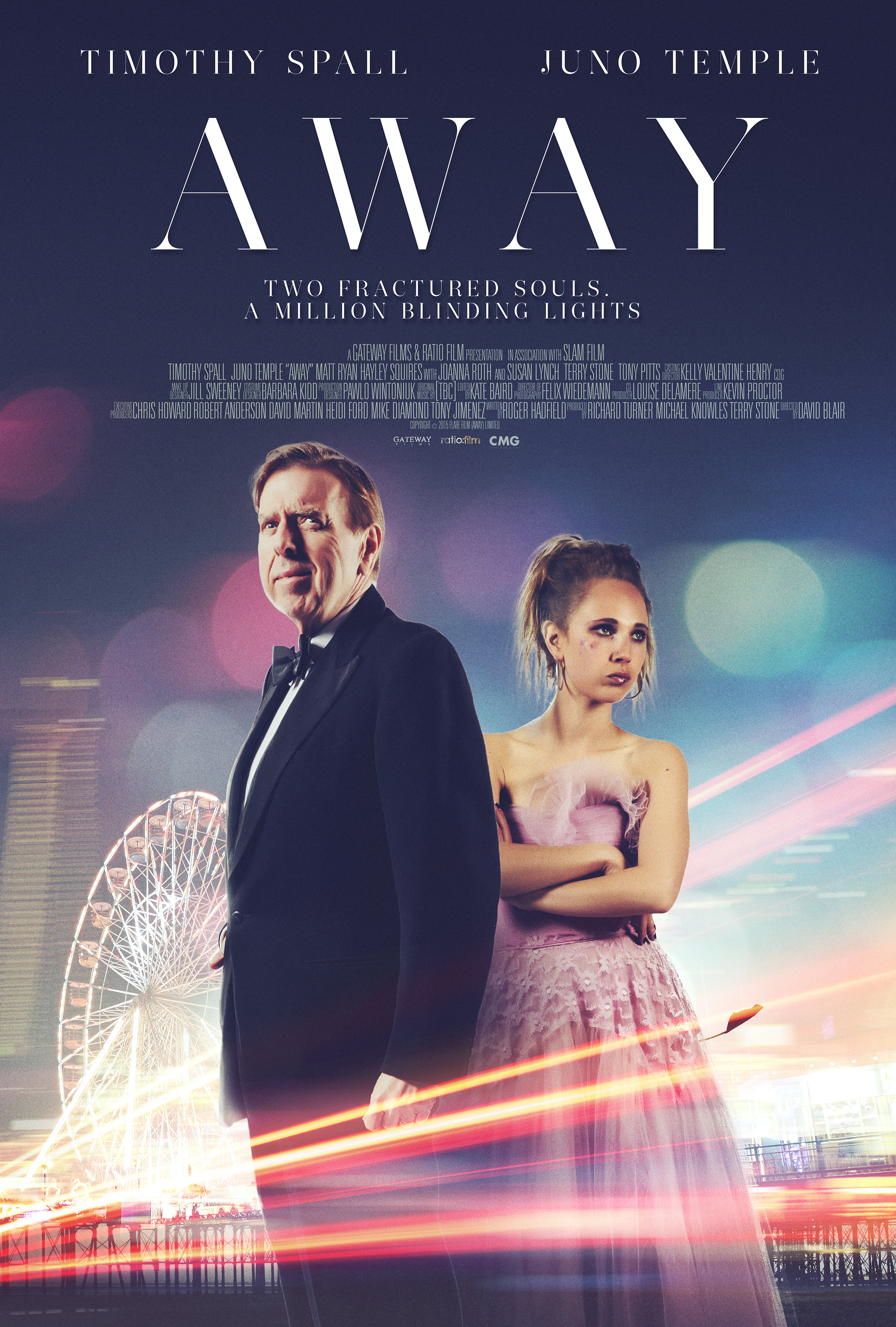 image Away (2016/I) Watch Full Movie Free Online