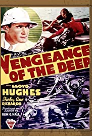 Vengeance of the Deep Poster