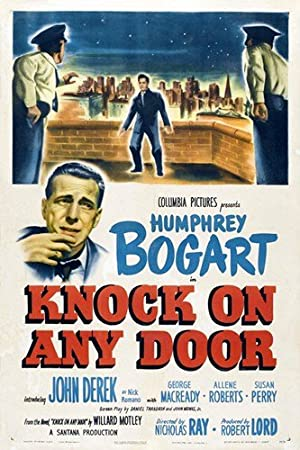 Knock on Any Door poster