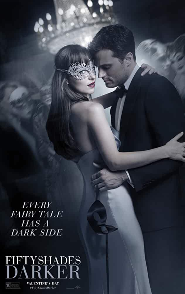 Poster Fifty Shades Darker (2017) Full HD Movie Download 720p