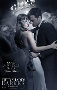 Fifty Shades Darker 2017 Poster