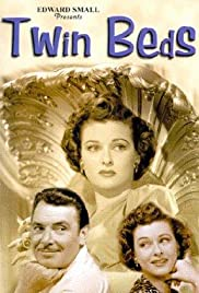 Twin Beds Poster