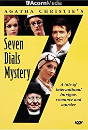 Seven Dials Mystery (1981) Poster - Movie Forum, Cast, Reviews