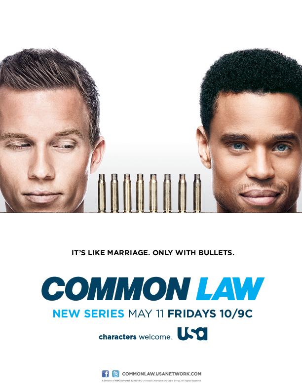 共同法则第一季/全集Common Law迅雷下载