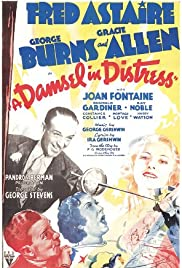 A Damsel in Distress (1937) Poster - Movie Forum, Cast, Reviews