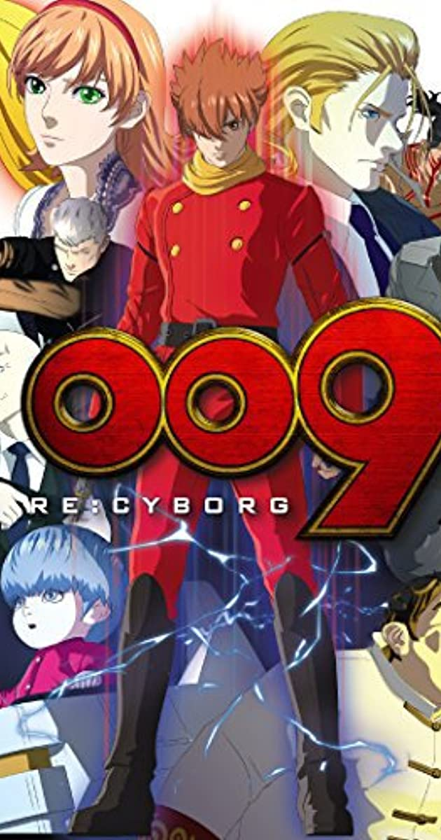 009 Re-cyborg Legendado