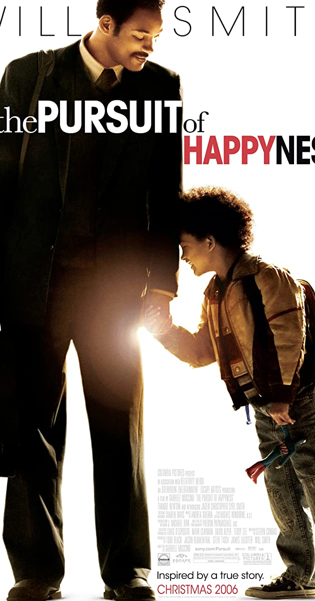 pursuit of happyness One logic could be line of difference between the word happy and happiness while being happy means you feel content and fortunate word happiness means the state of being happy which also.