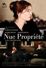 Nue propriété Poster