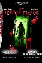 The Terror Factor Poster