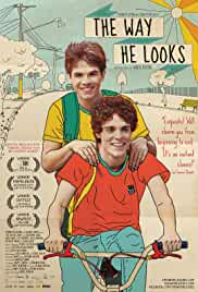 The Way He Looks film poster