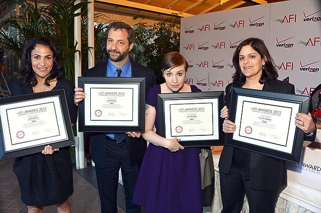 Judd Apatow, Ilene S. Landress, Jennifer Konner, and Lena Dunham
