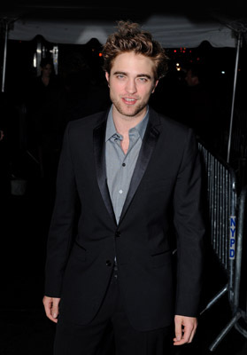 Robert Pattinson at an event for The Twilight Saga: New Moon (2009)