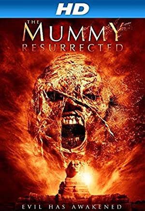The Mummy Resurrected (2014) Download on Vidmate