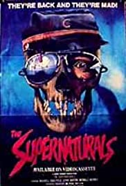 The Supernaturals Poster
