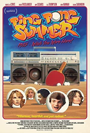 Ping Pong Summer (2014) Download on Vidmate