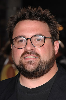 Kevin Smith at The Simpsons Movie (2007)