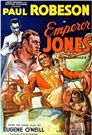 The Emperor Jones (1933) Poster - Movie Forum, Cast, Reviews
