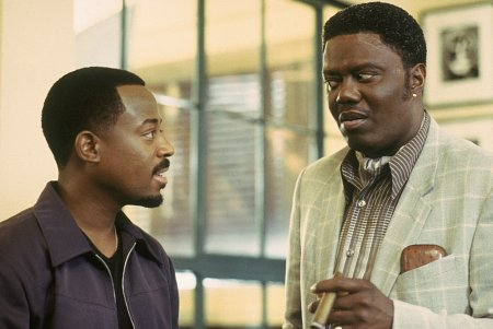 Martin Lawrence and Bernie Mac in What's the Worst That Could Happen? (2001)