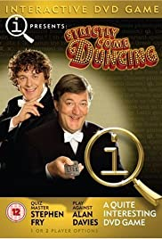 QI Presents: Strictly Come Duncing Poster