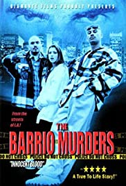 The Barrio Murders Poster