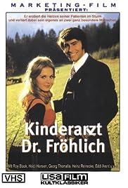 Kinderarzt Dr. Fröhlich Poster