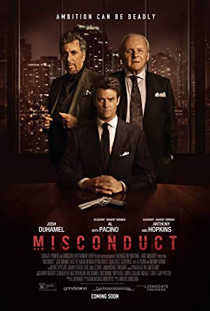 Misconduct (2016) Download on Vidmate