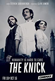 The Knick Poster - TV Show Forum, Cast, Reviews