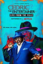 Cedric the Entertainer Live from the Ville(2016)