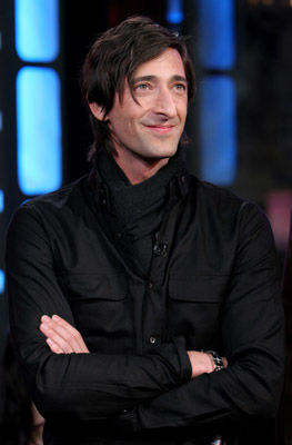 Adrien Brody at Total Request Live (1999)