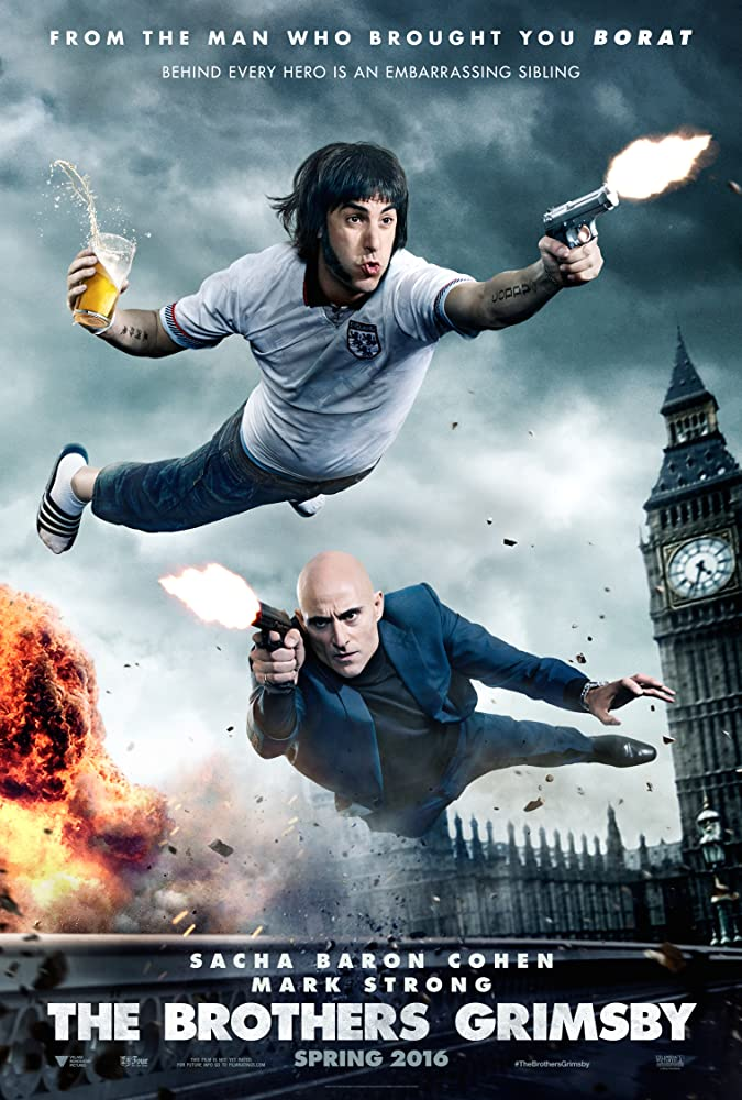 The Brothers Grimsby 2016, Online Subtitrat in Romana