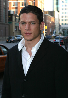 Wentworth Miller at an event for The Human Stain (2003)