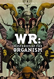 WR: Mysteries of the Organism Poster