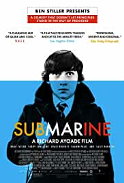 Submarine Affiche du film