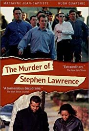 The Murder of Stephen Lawrence (1999) Poster - Movie Forum, Cast, Reviews