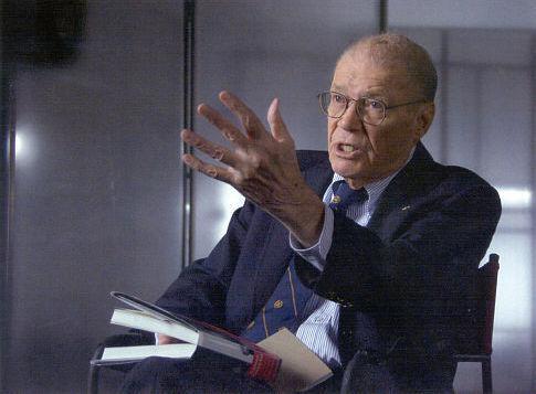 Robert McNamara in The Fog of War: Eleven Lessons from the Life of Robert S. McNamara (2003)