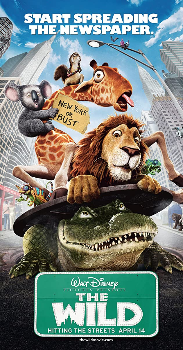 Extrêmement The Wild (2006) - IMDb PH27